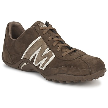 Shoes Men Low top trainers Merrell SPRINT BLAST LTR Brown