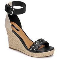 Shoes Women Sandals Only AMELIA 12 Black