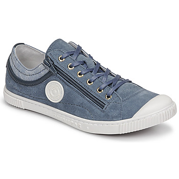 Shoes Women Low top trainers Pataugas BISK/MIX F2E Blue