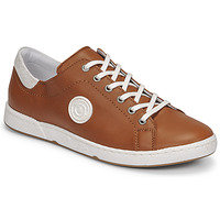 Shoes Women Low top trainers Pataugas JAYO F2E Camel