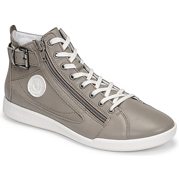 Shoes Women High top trainers Pataugas PALME/N F2E Taupe