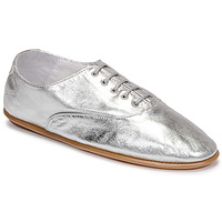 Shoes Women Derby shoes Pataugas SULLY F2G Silver
