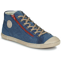 Shoes Men High top trainers Pataugas BOX H2G Grey