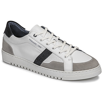 Shoes Men Low top trainers Pataugas MARCEL H2G White / Marine