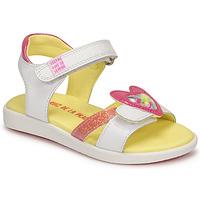 Shoes Girl Sandals Agatha Ruiz de la Prada AITANA White