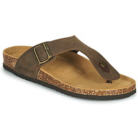 Shoes Men Flip flops Lumberjack ISLA Brown