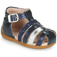 Shoes Girl Sandals Aster OFILIE Marine