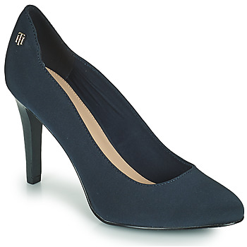 Shoes Women Court shoes Tommy Hilfiger TOMMY ESSENTIAL HIGH HEEL PUMP Marine