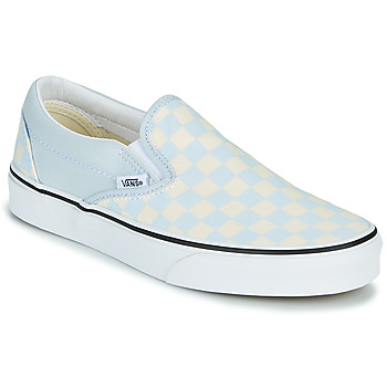 Shoes Slip ons Vans CLASSIC SLIP ON Blue