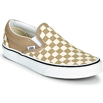 Shoes Slip ons Vans CLASSIC SLIP ON Beige