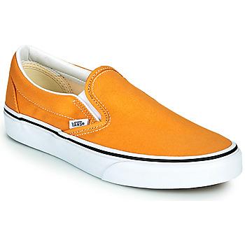 Shoes Women Slip ons Vans CLASSIC SLIP ON Yellow