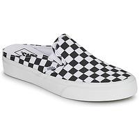Shoes Mules Vans CLASSIC SLIP ON MULE Black / White