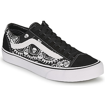 Shoes Low top trainers Vans STYLE 36 Black / White