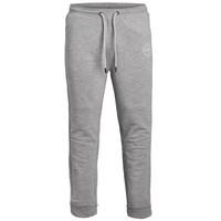 material Boy Tracksuit bottoms Jack & Jones JJIGORDON JJSHARK SWEAT PANT Grey