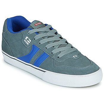 Shoes Men Low top trainers Globe ENCORE-2 Grey / Blue
