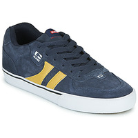 Shoes Men Low top trainers Globe ENCORE-2 Blue / Yellow