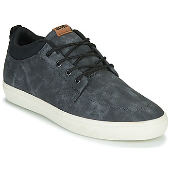 Shoes Men Low top trainers Globe GS CHUKKA Grey / Black