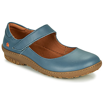 Shoes Women Ballerinas Art ANTIBES Blue