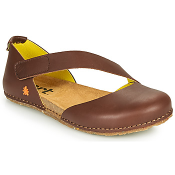 Shoes Women Ballerinas Art CRETA Brown