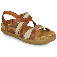 Shoes Women Sandals Art RHODES Brown