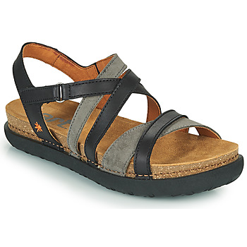 Shoes Women Sandals Art RHODES Black