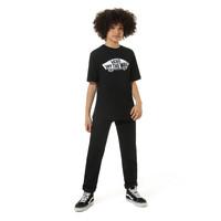 material Children short-sleeved t-shirts Vans VANS CLASSIC TEE Black