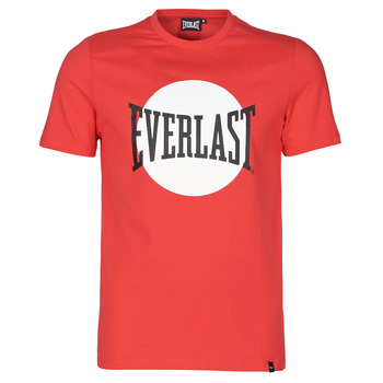 material Men short-sleeved t-shirts Everlast EVL-GRAPHIC 1 T-SHIRT Red