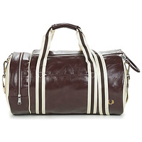 Bags Men Sports bags Fred Perry CLASSIC BARREL BAG Brown