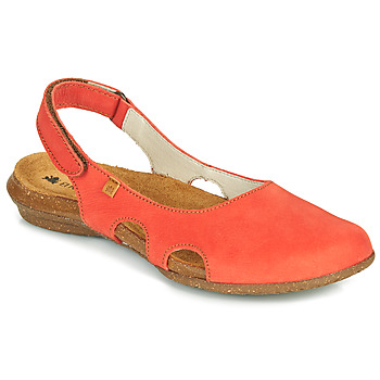 Shoes Women Sandals El Naturalista WAKATAUA Orange