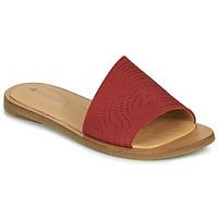 Shoes Women Mules El Naturalista TULIP Red