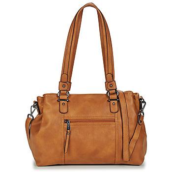 Bags Women Shoulder bags Hexagona GRACIEUSE Camel