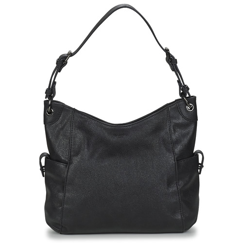 Bags Women Shoulder bags Hexagona GRACIEUSE Black