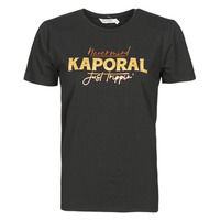 material Women short-sleeved t-shirts Kaporal PEPIN Black