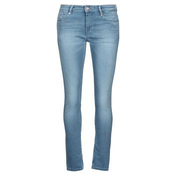 material Women slim jeans Kaporal LUCE Blue