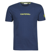 material Men short-sleeved t-shirts Kaporal DRIFT Marine