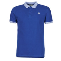 material Men short-sleeved polo shirts Kaporal DRAZI Blue