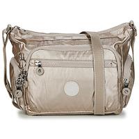 Bags Women Shoulder bags Kipling GABBIE S Gold