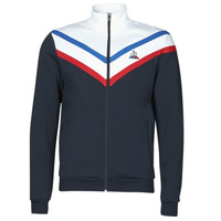 material Men Jackets Le Coq Sportif TRI FZ N°1 M Marine