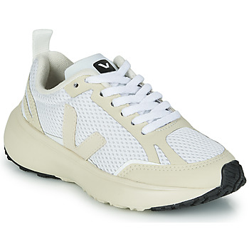 Shoes Children Low top trainers Veja SMALL CANARY White