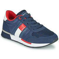 Shoes Children Low top trainers Tommy Hilfiger JEROME Blue