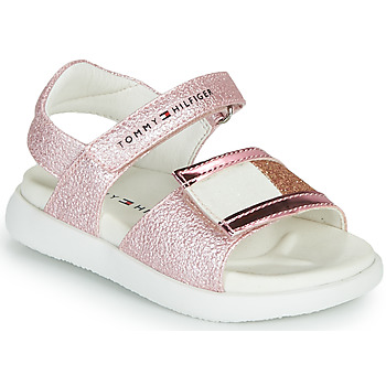 Shoes Girl Sandals Tommy Hilfiger EMIA Pink