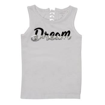 material Girl Tops / Sleeveless T-shirts Name it NKFFASAI White
