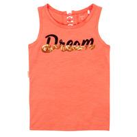 material Girl Tops / Sleeveless T-shirts Name it NKFFASAI Coral