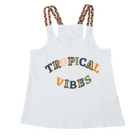 material Girl Tops / Sleeveless T-shirts Name it NKFFEKIM White