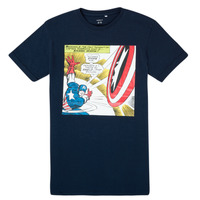 material Boy short-sleeved t-shirts Name it MARVEL Marine