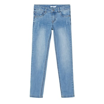 material Boy slim jeans Name it NKMTHEO Blue