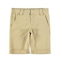 material Boy Shorts / Bermudas Name it NKMSOFUS CHINO Beige