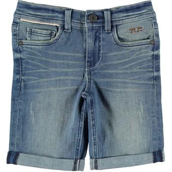 material Boy Shorts / Bermudas Name it NKMTHEO DNMTOMO Blue