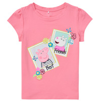 material Girl short-sleeved t-shirts Name it PEPPAPIG Pink