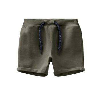 material Boy Shorts / Bermudas Name it NMMVASSE Kaki